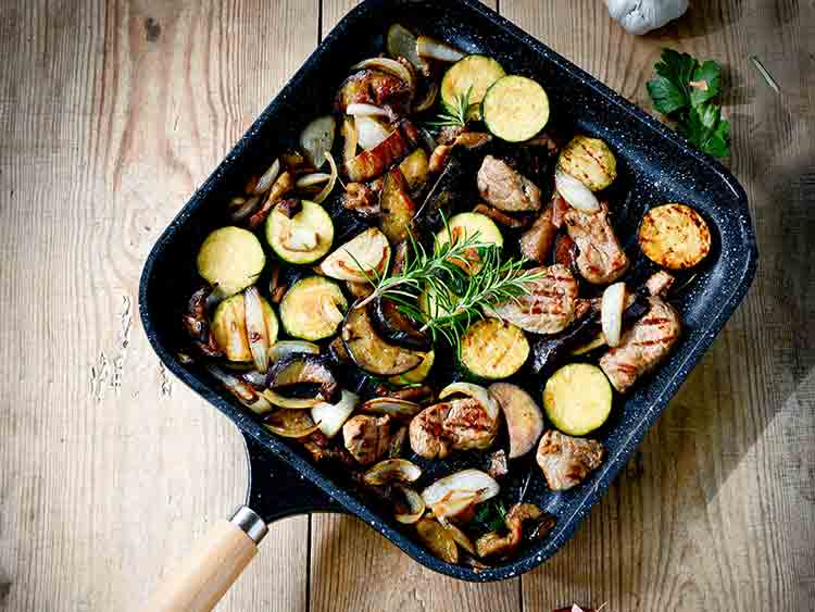 Fettarme gebackene Hähnchenbrust Rezepte