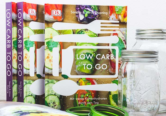 Low Carb To Go Kochbuch