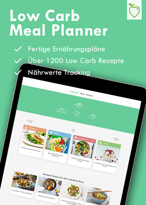 Low Carb Meal Planner von lowcarbrezepte.org
