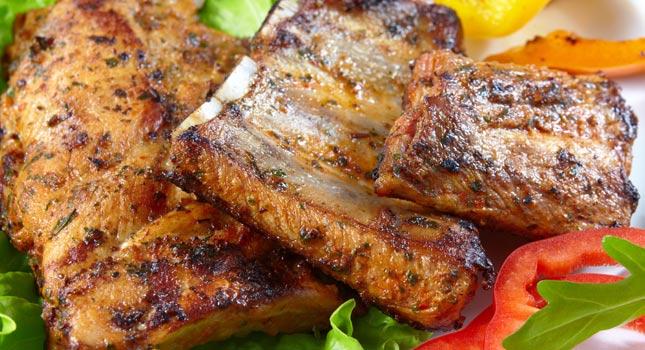putenfleisch abnehmen