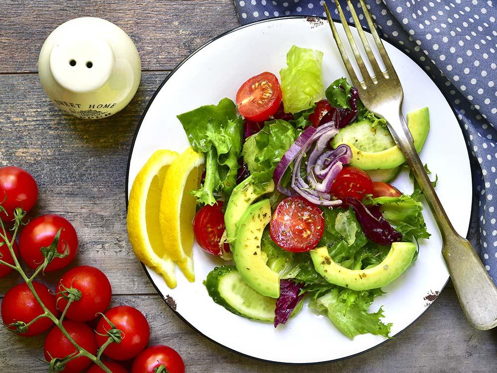 low carb salat rezepte in der rezeptsammlung. Black Bedroom Furniture Sets. Home Design Ideas