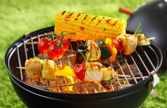 Grillen mit Low Carb
