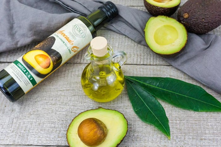 Avocado-Öl für die gesunde Low Carb Ernährung