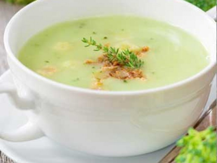 Brokkoli Cremesuppe