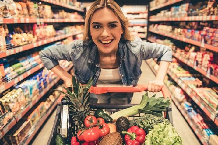 Die richtigen Low Carb Lebensmittel finden