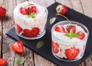 Eton Mess - Traditionelles englisches Dessert