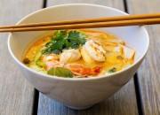 Tom Yam Gung Suppe