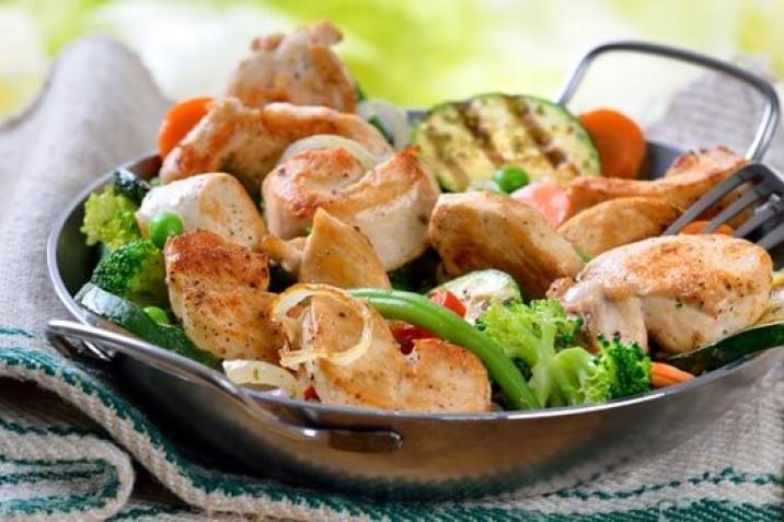 8 verschiedene Arten Hähnchenfleisch zuzubereiten