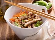 Hähnchensalat nach asiatischer Art