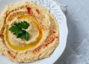 Hummus aus Kichererbsen