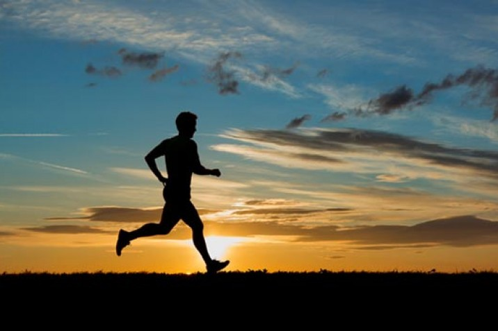 Abnehmen durch Laufen und Joggen