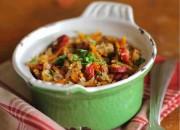 Leckerer Kohleintopf mit Chorizo