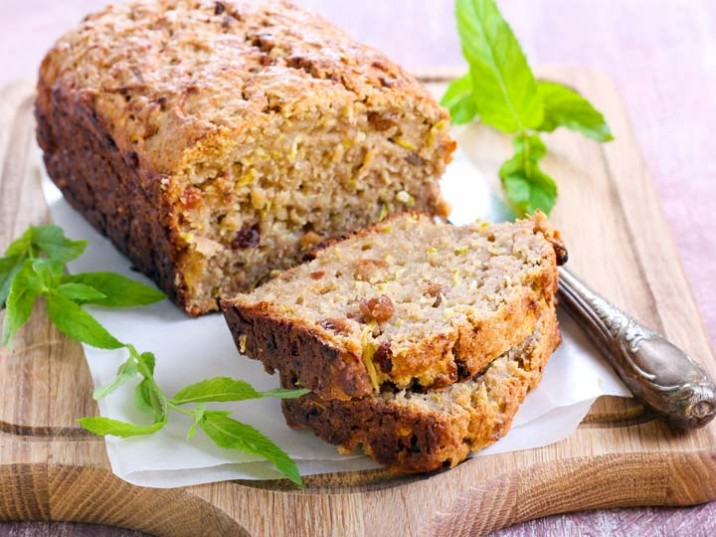 Low Carb Brot Mit Zucchini Lowcarbrezepte Org
