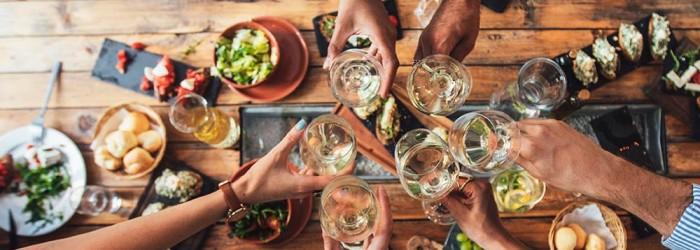 Low Carb essen an Feiertagen - wie schaffe ich das?