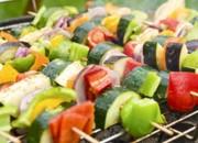 Low Carb Gemüsespieße zum Grillen