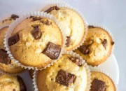 Low Carb Vanille Muffins