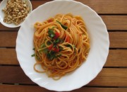 Low Carb Rucola Pasta