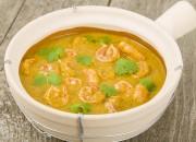 Moqueca de Camarao - Brasilianische Garnelen Suppe