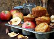 Paleo-Apfel-Muffins