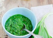 Pesto aus Bärlauch