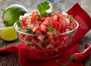 Salsa Tomaten Salat