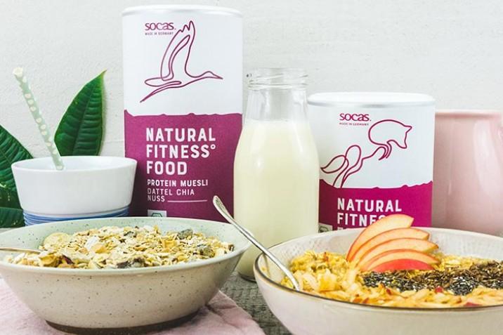 Low Carb frühstücken mit SOCAS.com