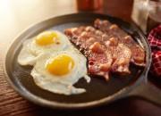 Spiegelei mit Bacon