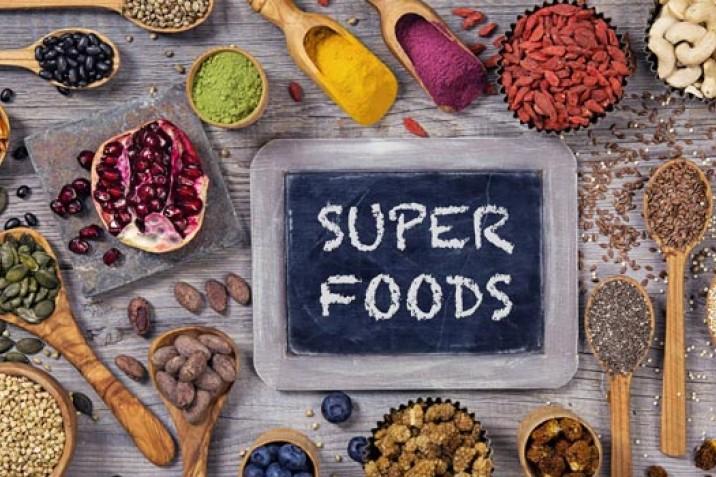 Superfoods – 5 Superfoods die sie kennen sollten