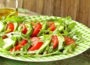 Tomaten-Avocado-Salat