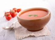 Tomatensuppe mit Ingwer und Muskat