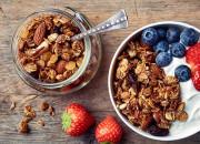 Vital Müsli mit Nüsse und Trockenfrüchte